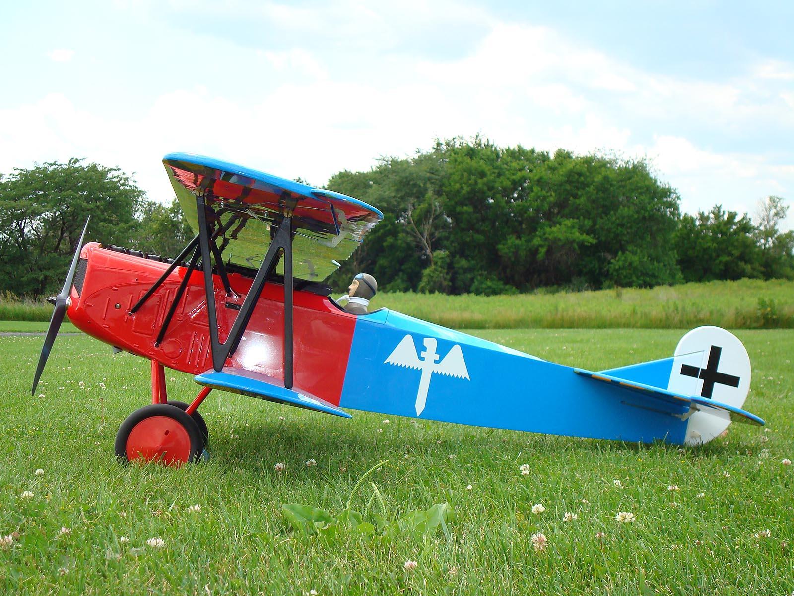 Image H9 Fokker D Vii Download