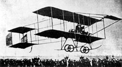 На 15 ноември 1910 г. Васил Златаров и Борис Маслеников правят първи полет в българското небе.