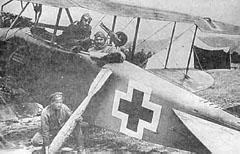 Санитарна авиация - подготовка за полет.
