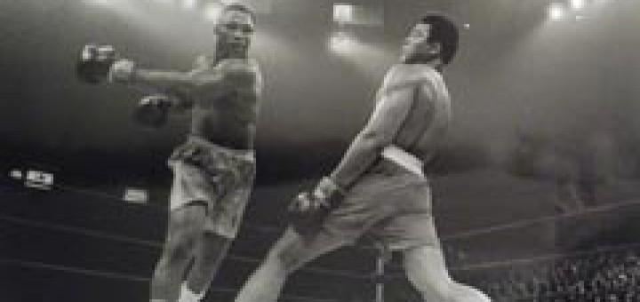 """""""Али-балет"""" наричаха изумително подвижната игра на този """"тежък"""" боксьор по време на боя. Без гард, само крачка със светкавично отклонение назад - и свирепият замах на противника отива на вятъра!"""