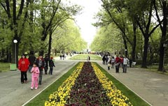 Русе - Парк на младежта