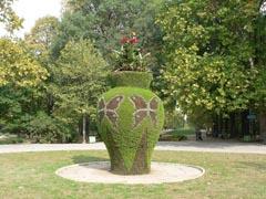 Русе - Парк на младежта - Вазата