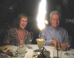 Пред Голямата свещ – 40-годишнината на домът на Лили и Баркев!