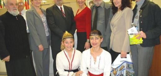 Дни на българското културно наследство в Чикаго - 12 до 15 ноември 2009 г - организирани от Българо-Американския център за културно наследство