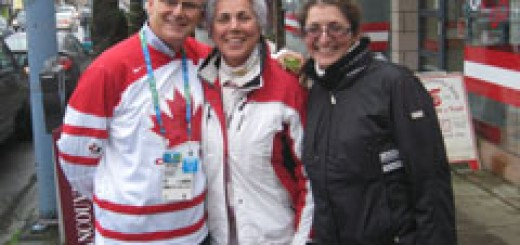 Губернаторът на Британска Колумбия Гордън Камбел в българска среда - Искра Велинова - Балчева и Теодора Доцева