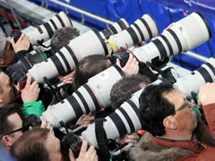 Колегите от пресата