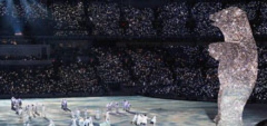 """Откриването на Зимните олимпийски игри """"Ванкувър 2010"""""""