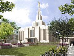 Финикс, Аризона: Mormon Temple