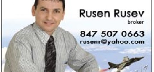 Rusen Rusev - Universal Realty Group, Inc.