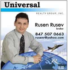 Rusen Rusev - Universal Realty Group, Inc.