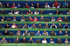 Пресата бе повече от спортистите – 10 200 акредитирани журналисти
