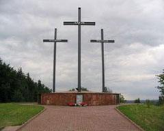 Мемориалът в Катинската гора