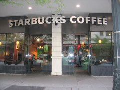 Starbucks - оригиналът в Сиатъл