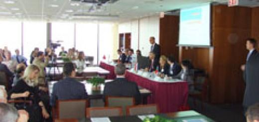 Част от аудиторията на форума