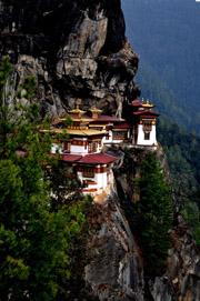 Красива архитектура от Хималаите