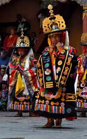 Фолклорен фестивал в Страната на гърмящия дракон