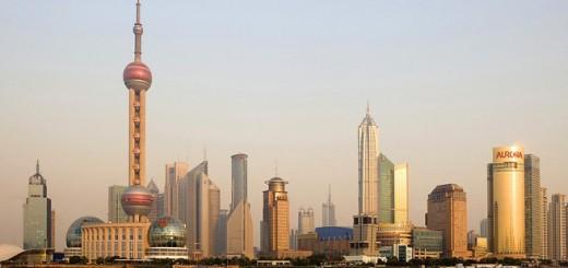 Китай - Шанхай