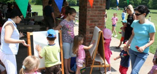 Пикникът в Чикаго по случай Деня на детето