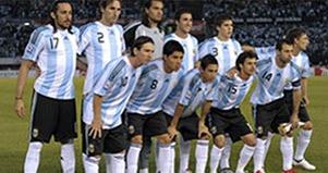 Футбол - Световна купа 2010 - отбори - Аржентина