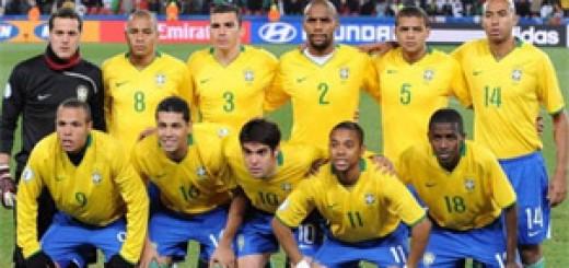 Футбол - Световна купа 2010 - отбори - Бразилия
