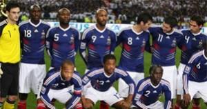 Футбол - Световна купа 2010 - отбори - Франция