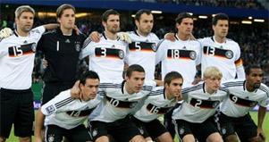 Футбол - Световна купа 2010 - отбори - Германия