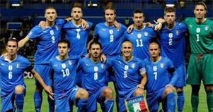 Футбол - Световна купа 2010 - отбори - Италия