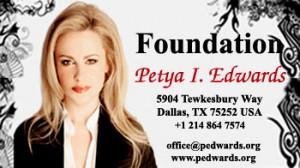 Petya I. Edwards Foundation