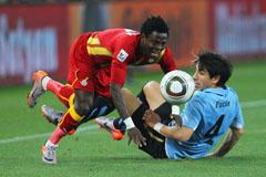 Африканските отбори - FIFA 2010