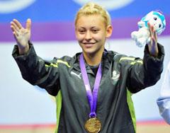 """Боянка Костова – първото българско злато от """"Сингапур 2010"""""""