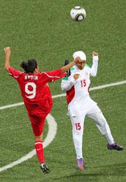 Турция – Иран: 4:2 за нашите съседски момичета в оспорван олимпийски двубой