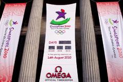 Сингапур очаква Олимпиада!