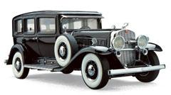 Бронираната лимузина на Ал Капоне