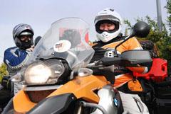 С мотор от София до Кейп Таун 2010
