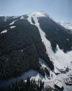 Банско - ски писта