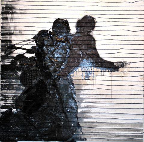 Антония Гюрковска - Смесена техника