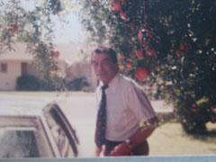 Луи Сандански по време на първите му години в САЩ