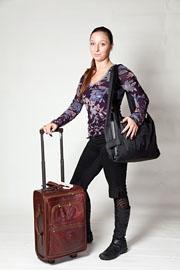 Личният багаж на пътниците