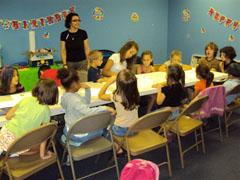 Априловското училище в Шарлът  - Северна Каролина