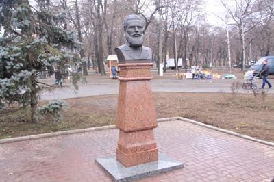 Одеса - паметник на Христо Ботев