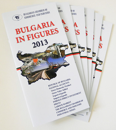 Bulgaria in figures 2013