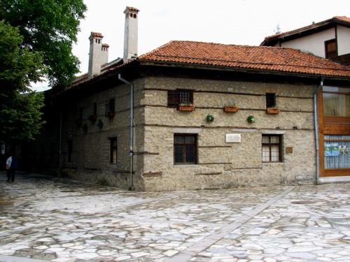"""България - Банско - Къща – музей """"Никола Вапцаров"""""""
