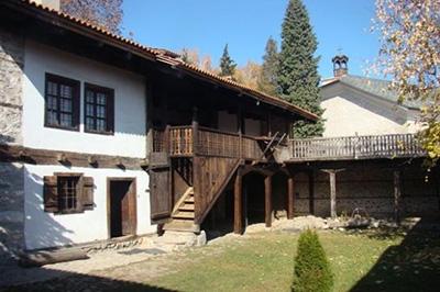 """България - Банско - Къща музей """"Неофит Рилски"""""""