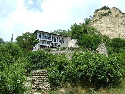 България - Мелник - Кордопуловата къща
