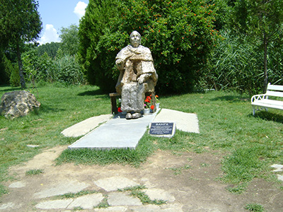 България - Паметника на Ванга в Рупите