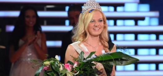 Ненси Карабойчева - Мис България 2013