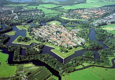Звездната крепост в Холандия