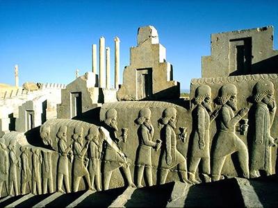 Иран - Персеполис
