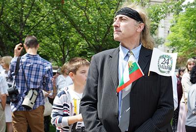 България - 24 май, 2014
