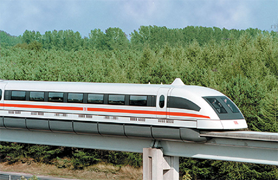 Transrapid train - Германия